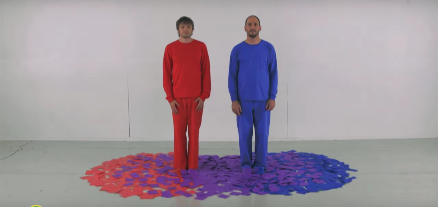 Ok After All That Work Lets Watch A Sesame Street Video By The Fabulous OK GO Peeps Image