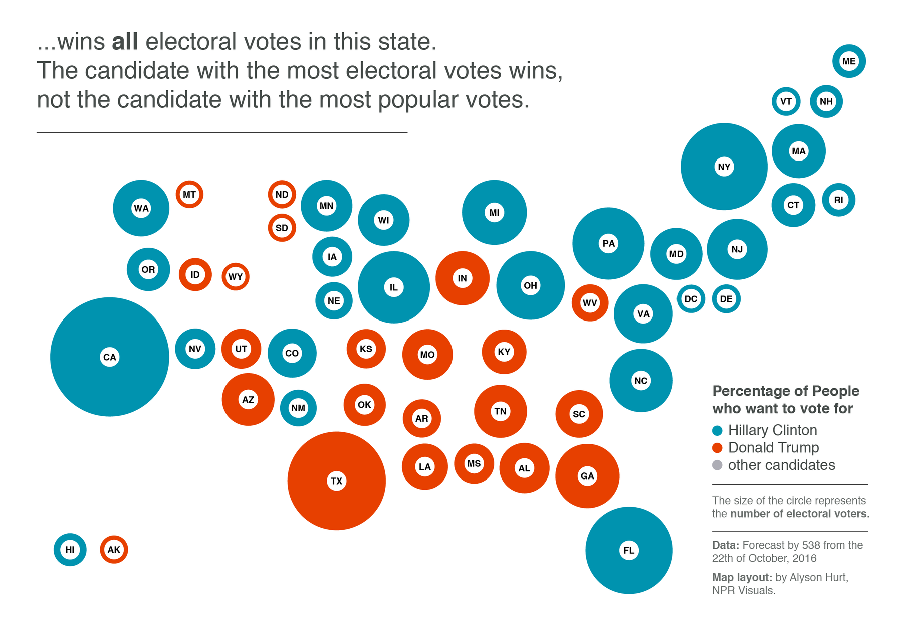 Making Election Maps Popular Again Lisa Charlotte Rost