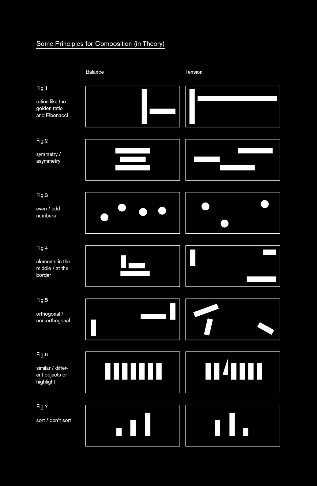 tension and balance in graphic design 183 lisa charlotte rost